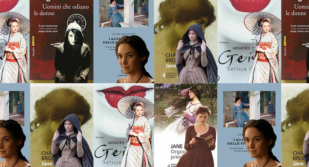 I 10 personaggi femminili più amati della letteratura