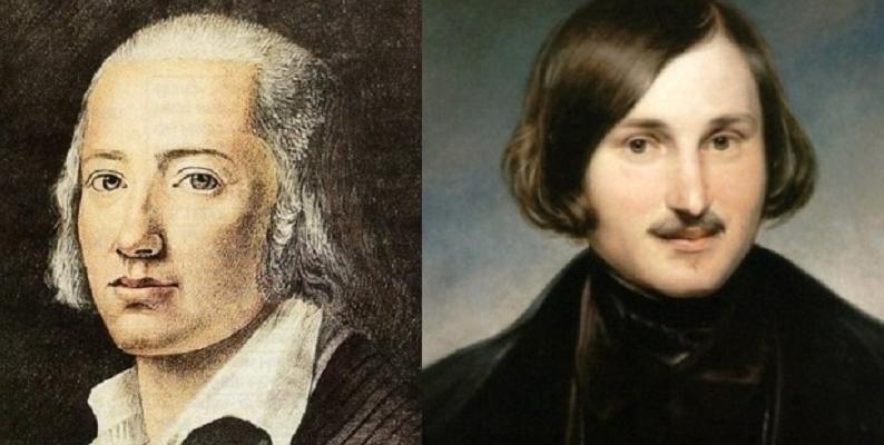 Accadde oggi - 20 marzo. Ricorrono gli anniversari di nascita di Friedrich Hölderlin e di Nikolaj Gogol'