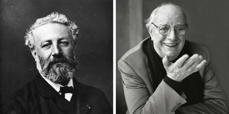 Il mondo della ricorda oggi l'anniversario di nascita del Premio Nobel Dario Fo e della scomparsa dello scrittore francese Jules Verne...