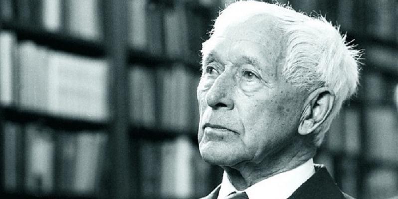 Accadde oggi – 29 marzo. Ricorre l'anniversario di nascita Ernst Jünger
