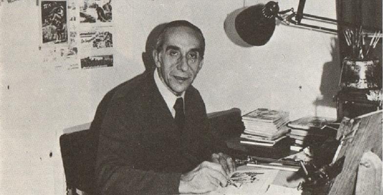 Accadde oggi - 10 marzo. Ricorre l'anniversario della scomparsa di Aurelio Galleppini, creatore di TEX