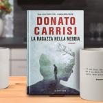 """Acquista l'AforisMug di Donato Carrisi, in omaggio ai primi 10 il suo libro """"La ragazza nella nebbia"""""""