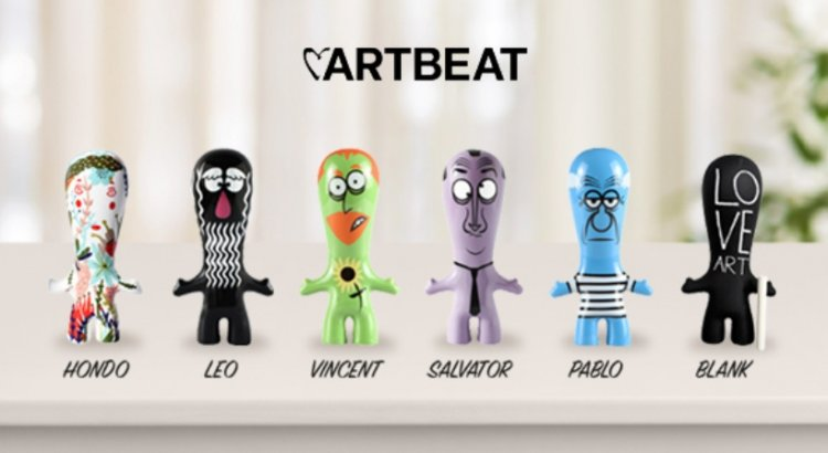 ART TOY DI ARTBEAT