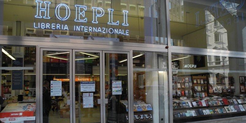 Libreria Hoepli, ecco perché è stata scelta tra le 4 migliori al mondo