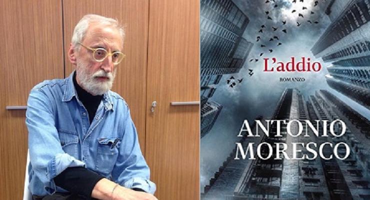 """Antonio Moresco, """"La letteratura sfonda lo specchio della realtà"""""""
