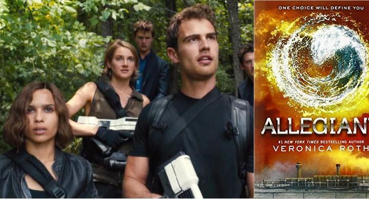"""""""Allegiant"""", arriva il film tratto dal terzo romanzo della saga di Veronica Roth"""
