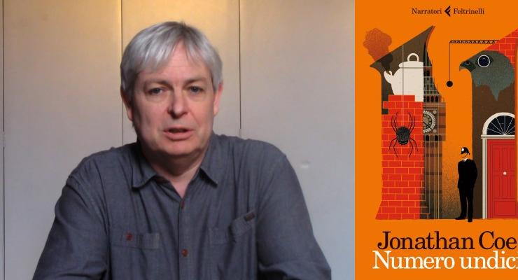 "Jonathan Coe, ""Scrivere storie mi rende felice"""