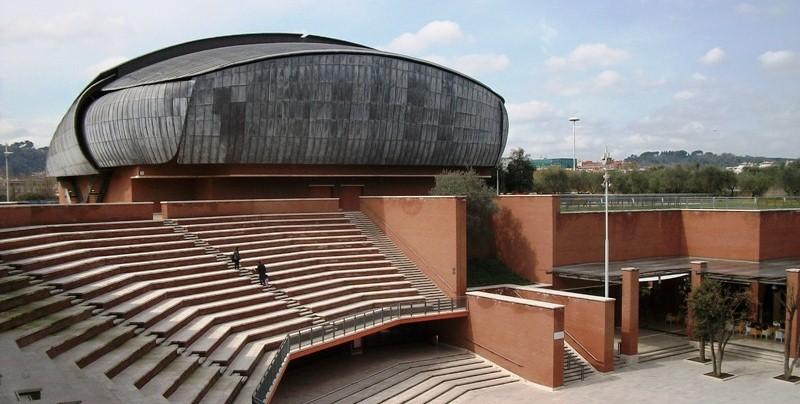 Parco della Musica di Roma 1