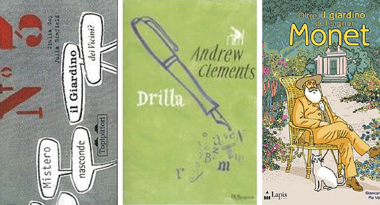 Consigli #petalosi per lettori in erba