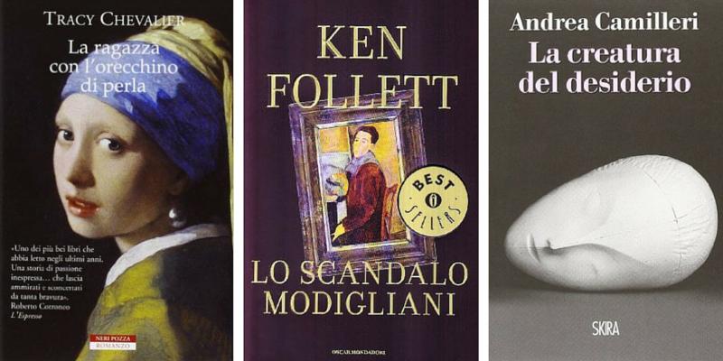 5 libri per gli amanti dell'arte