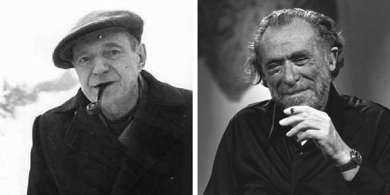 Accadde oggi – 9 marzo. Ricorrono gli anniversari di Umberto Saba e Charles Bukowski