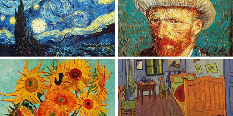 Quale dipinto di van gogh sei scoprilo con questo test for Dipinto di van gogh notte stellata