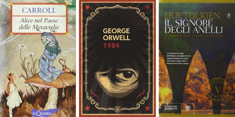 I 20 libri che i lettori fingono di aver letto