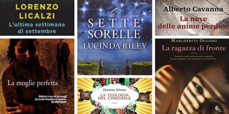 Premio Bancarella 2016, annunciati i 6 finalisti
