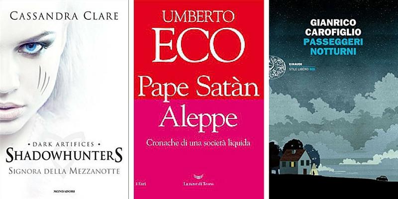 """""""Signora della notte"""" di Cassandra Clare è il libro più venduto della settimana"""