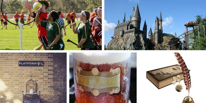 16 cose che ogni vero fan di Harry Potter dovrebbe fare almeno una volta nella vita