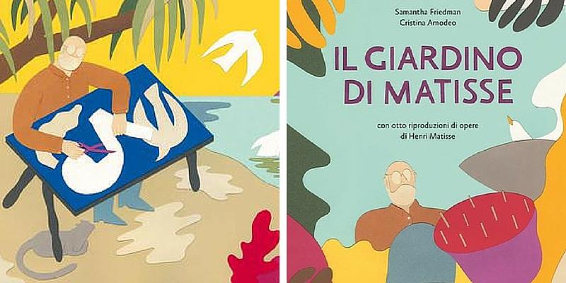 Matisse spiegato ai bambini, una mostra-laboratorio a Roma.