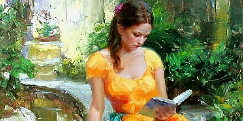 Donne che leggono, la bellezza della lettura nelle opere d'arte.