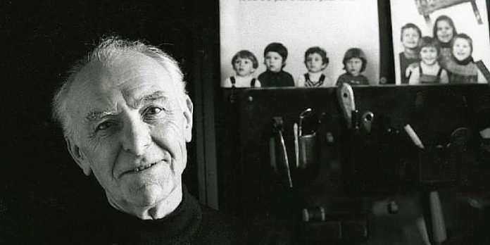 Robert Doisneau, poeta della fotografia