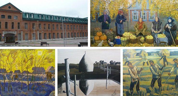 Un piccolo grande museo dedicato all'arte realista russa a Mosca