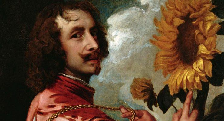 Anthony van Dyck, il ritrattista fiammingo