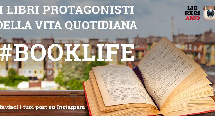 """""""Book Life"""", la campagna social per promuovere la lettura su Instagram, in cui i libri diventano """"modelli"""" della quotidianità"""