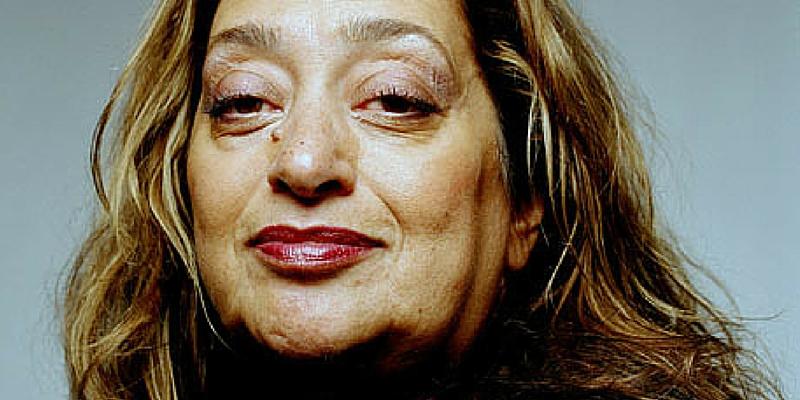Addio a Zaha Hadid, la geniale archistar
