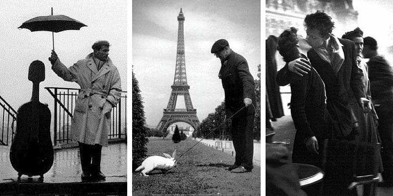 Le 10 fotografie più famose di Robert Doisneau