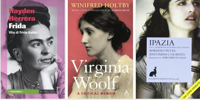 10 biografie delle grandi donne che hanno segnato la storia