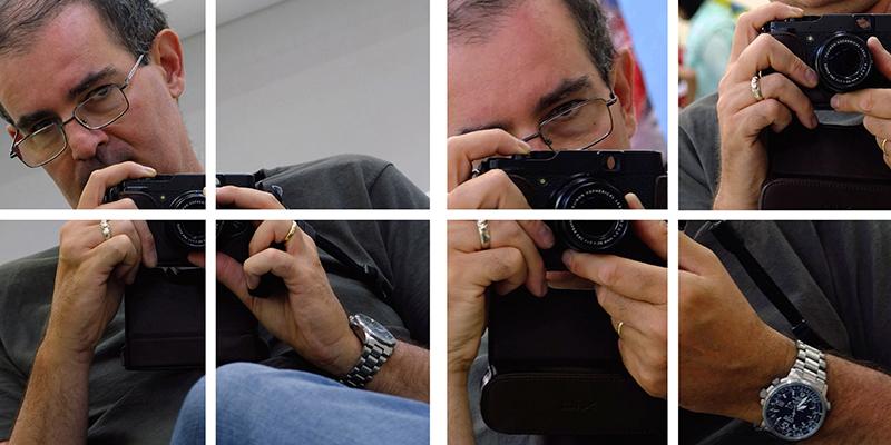 Giulio Limongelli, il fotografo che ha inventato il Digingranditore.
