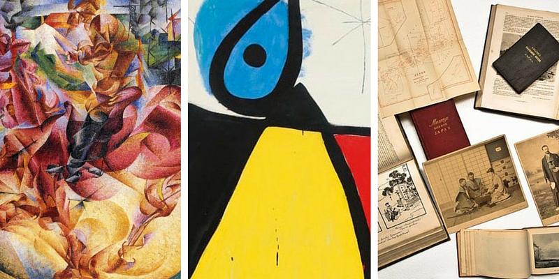 Mostre d'arte e fotografia per il week-end