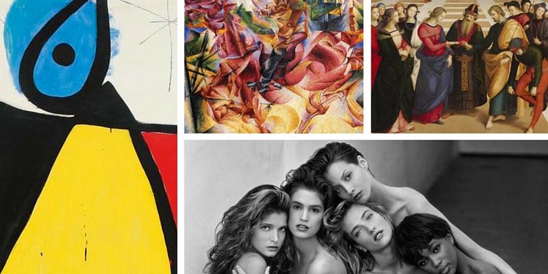 Mostre d'arte e fotografia per Pasquetta