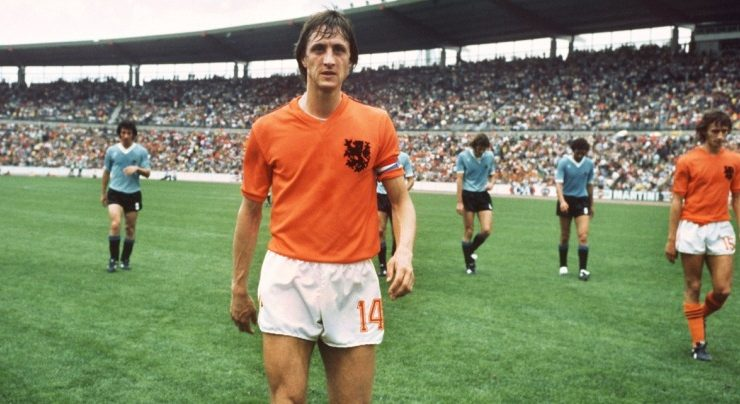 Morto Johan Cruyff, il poeta del gol