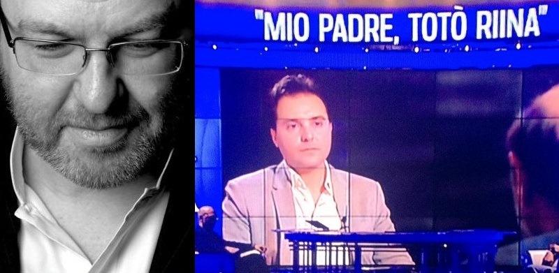 L'intervista del figlio di Totò Riina in tv, il parere di Massimo Gramellini