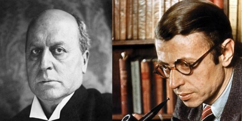 Accadde Oggi - 15 aprile 2015. Ricorrono gli anniversari di Henry James e Jean-Paul Sartre