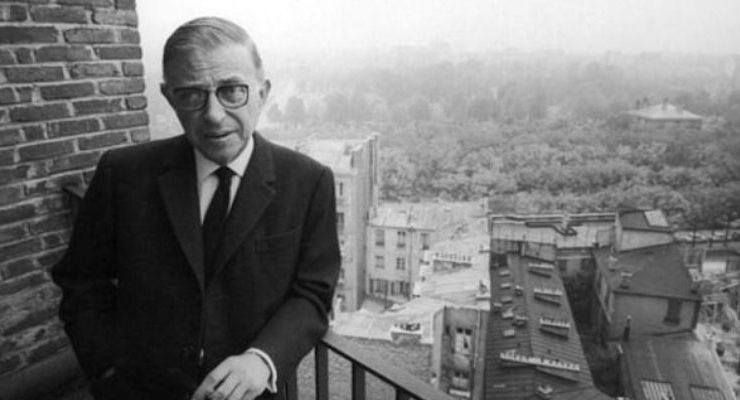 Jean-Paul Sartre, le frasi e gli aforismi celebri