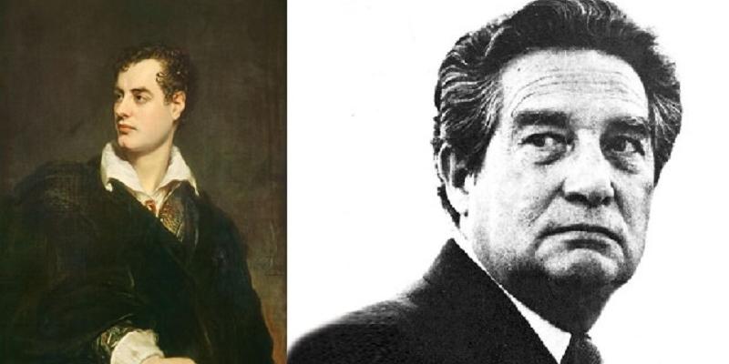 Accadde Oggi - 19 aprile. Ricorrono gli anniversari di George Byron e Octavio Paz