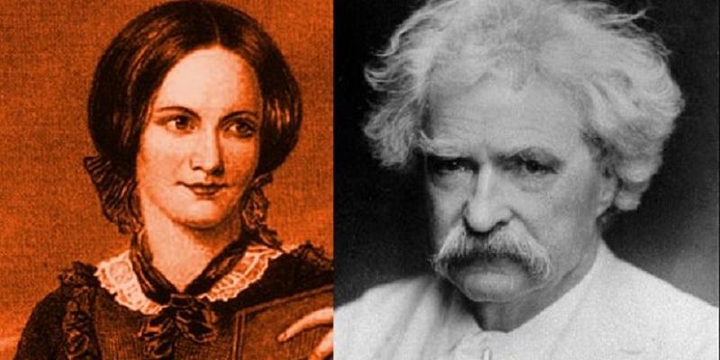 Accadde Oggi – 21 aprile. Ricorrono gli anniversari di Charlotte Brontë e Mark Twain
