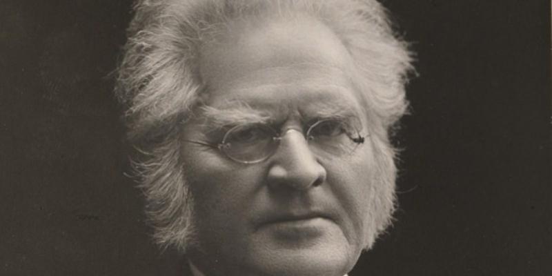 Accadde oggi – 26 aprile. Ricorre la scomparsa del Premio Nobel Bjørnstjerne Bjørnson