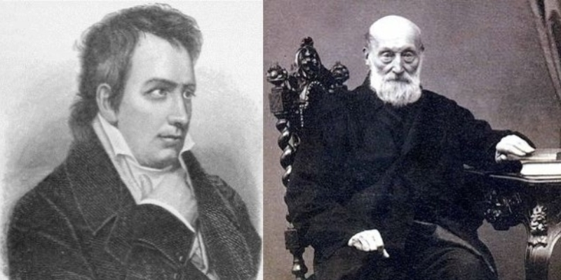 Accadde oggi - 28 aprile. Ricorrono gli anniversari di Ludwig Tieck e Pietro Vieusseux