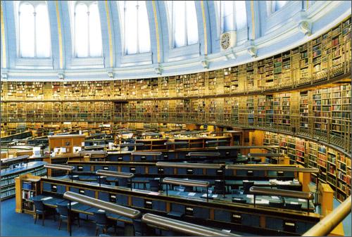 British-Library-Londra