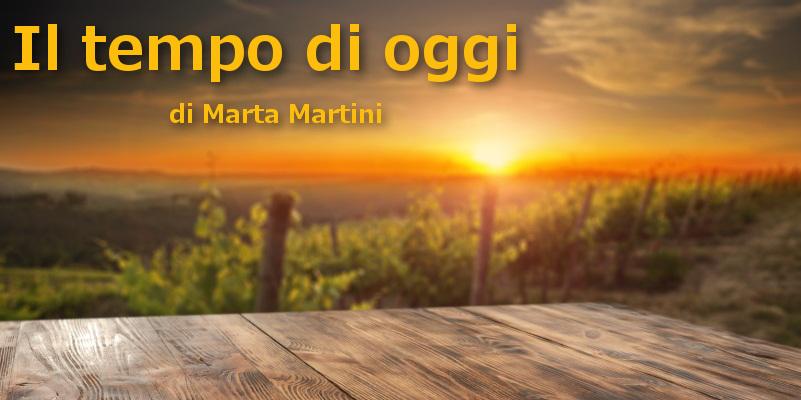 Il tempo di oggi - racconto di Marta Martini