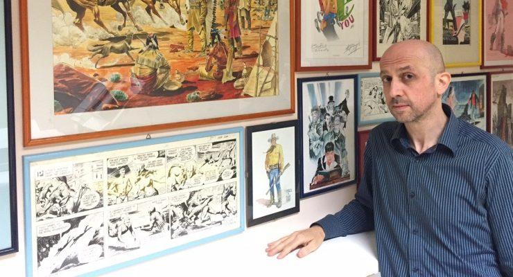 """Michele Masiero (Sergio Bonelli), """"Vi racconto """"La giovinezza"""" di Mister No"""""""