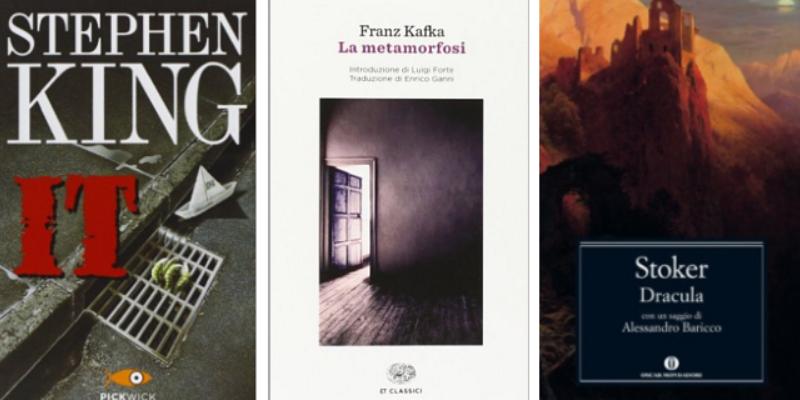 I 10 libri più spaventosi secondo i lettori