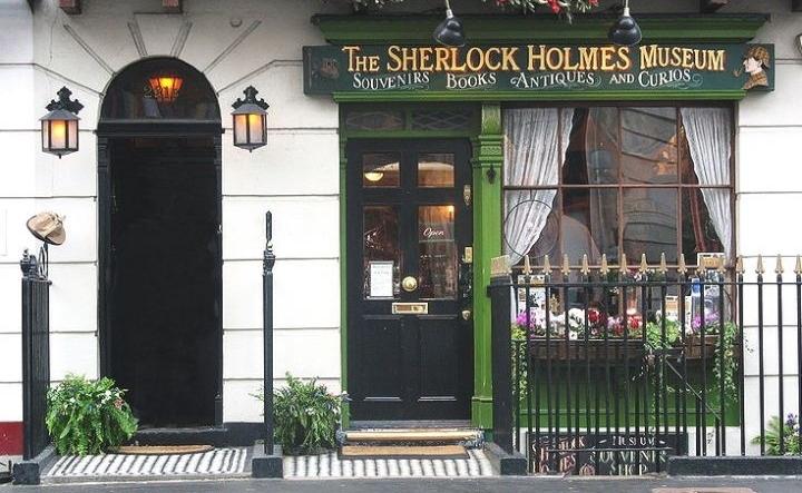 Sherlock_Holmes_Museum_ingresso_Londra