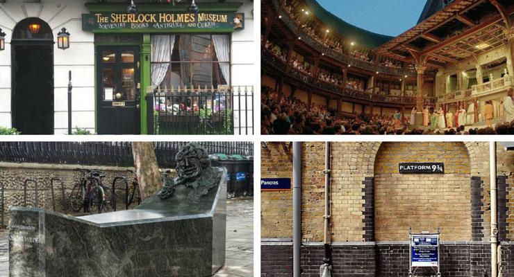 Londra, 10 luoghi da visitare per gli amanti della letteratura