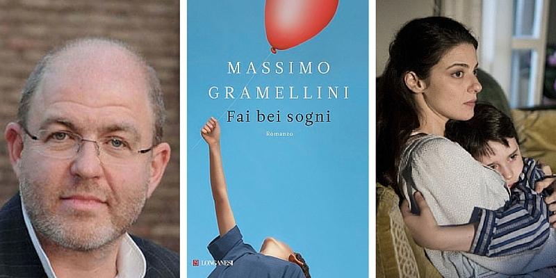 """Dal libro al film, """"Fai bei sogni"""" di Gramellini arriva a Cannes"""