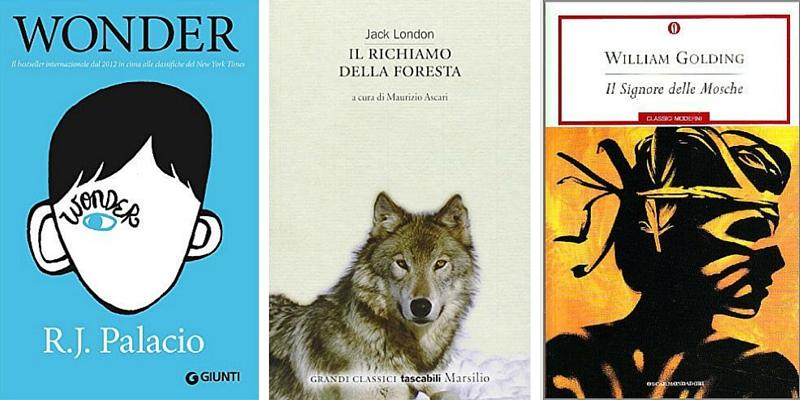 10 libri che ogni adolescente dovrebbe leggere