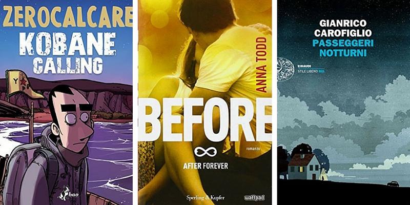 """""""Kobane calling"""" di Zerocalcare è il libro più venduto della settimana"""