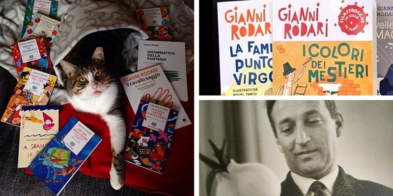 Il mondo dei social celebra Gianni Rodari